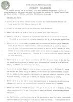 Programa: viatge final de temporada del CD Roquetenc