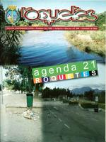 Roquetes: revista mensual d'informació local, número 209, novembre  2003
