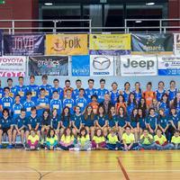 El Club Voleibol Roquetes presenta els equips de la temporada 2016-2017
