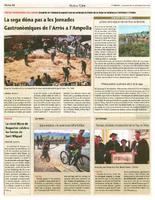 La raval Nova de Roquetes celebra les festes de Sant Miquel