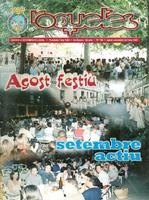 Roquetes: revista mensual d'informació local, número 196, agost-setembre 2002