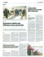 Roquetes celebra els 168 anys com a municipi.