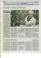 Terral i emmuntanyat: Josep Olivas (Homenots del sud)