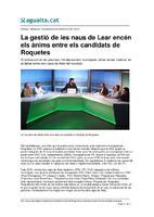 La gestió de les naus de Lear encén els ànims entre els candidats de Roquetes