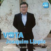 Programa electoral PP Roquetes 2015. Eleccions Municipals.