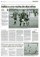 """El Roquetenc gana dos meses después y le pasa la """"patata caliente"""" a El Catllar"""