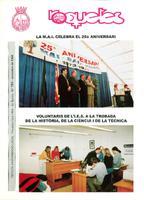 Roquetes: revista mensual d'informació local, número 154, novembre  1998