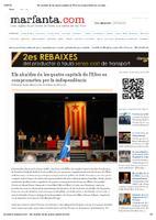 Els alcaldes de les quatre capitals de l'Ebre es comprometen per la indepèndencia