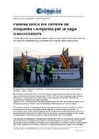 Padesa tanca els centres de Roquetes i Amposta per la vaga d'escorxadors.