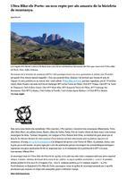 Ultra Bike els Ports: un nou repte per als amants de la bicicleta de muntanya.