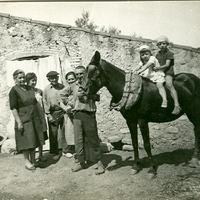 La familia lo matxo i la caseta de montanya (1944)
