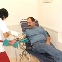 Donació de Sang a l'any 2005