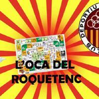 El CD Roquetenc crea un joc de taula per passar el confinament i mantenir-se en forma.
