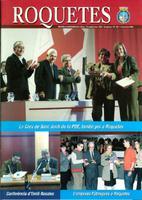 Roquetes: revista mensual d'informació local, número 231, novembre  2005
