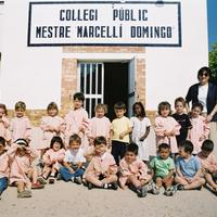 Escola Mestre Marcel·lí Domingo, any 2007