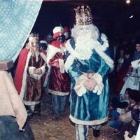 Els Reis Mags d'Orient a Roquetes