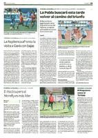 El Roquetenc vence al Tortosa.<br /><br /> Segunda catalana.