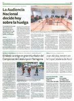 Joan Alcoba, tercero en la Copa Catalana de Ascó