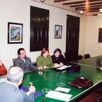 Reunió Associació de veïns Valls i Ribarroja