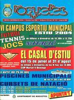 Roquetes: revista mensual d'informació local, número 215, maig  2004