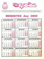 Roquetes: revista mensual d'informació local, número 166, desembre  1999