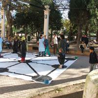 Campanya de l'aigua: Jocs Infantils a l'Hort de Cruells a l'any 2005