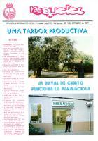 Roquetes: revista mensual d'informació local, número 142, octubre  1997