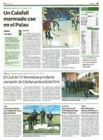 Podios provinciales en el Catalán de tiro al plato de Mollet
