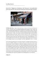 Avís de l'Agència Catalana de Consum als afectats pel tancament de les autoescoles Roquetes & Temple