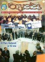 Roquetes: revista mensual d'informació local, número 208, octubre  2003