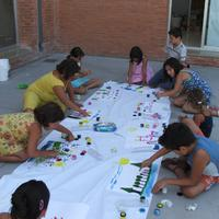 Concurs de dibuix a les Festes Majors de la Raval de Cristo, any 2007