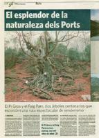 El esplendor de la naturaleza dels  Ports
