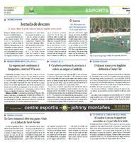 La segona part condemna al Roquetenc, contra el Vila-seca