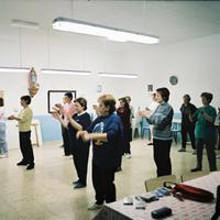Taller Ioga a l'Associació de Dones de Roquetes