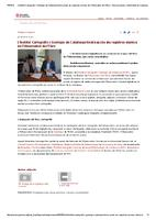 L'Institut Cartogràfic i Geològic de Catalunya tindrà accés als registres sísmics de l'Observatori de l'Ebre.