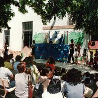 Jornada de Portes Obertes CEIP Mestre Marcel·lí Domingo, any 2000