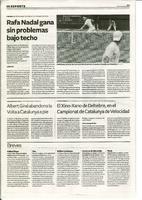 Albert Giné abandona la Volta a Catalunya a pie