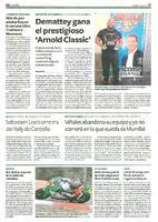 Giné hará de guía de un atleta ciego en el Ultra Trail Montsant&lt;br /&gt;<br />