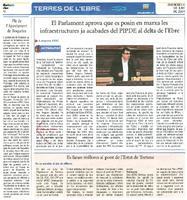 Ple de l'Ajuntament de Roquetes
