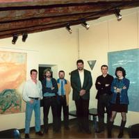 Exposició de Susana Castells i A. Jugles a l'Hort de Cruells
