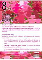 Dia Internacional de la Dona&lt;br /&gt;<br /> 8 de Març