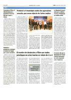 Protocol a 9 municipis contra les agressions sexuals, que seran objecte de fortes multes.