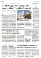 Detingut un home per cinc robatoris amb violència a Tortosa i Roquetes