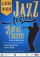 Jazz Festival Raval de Cristo