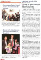 Homenatge a Ramira Querol Garcés, àvia centenària de Roquetes
