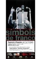 Exposició: Símbols de Franco