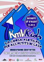 KmV Kids<br /><br /> La cursa vertical per als petits de casa