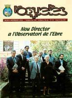 Roquetes: revista mensual d'informació local, número 182, maig  2001