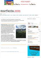 La Policia Local de Roquetes rescata tres excursionistes perduts a la zona de la Caramella.