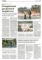 Enguany, la popular Marxa del Port torna a la zona central de Caro.
